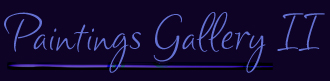 Paintings Gallery page header